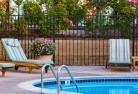 Apsley VIC Steel fencing 1